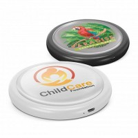 Round Wireless Phone Charger