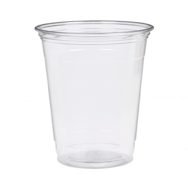 Disposable Clear PET Cup 340ml (12oz)