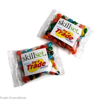 100 Gram Pack Of Jelly Beans