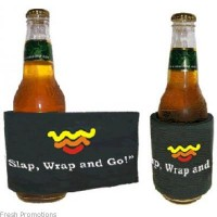 Slap, Wrap and Go Cooler