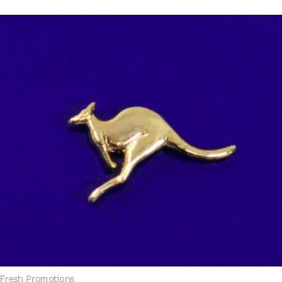 Gold Kangaroo Badges