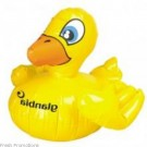 Inflatable Rubber Ducky