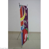 Standing Fabric Sign Banners