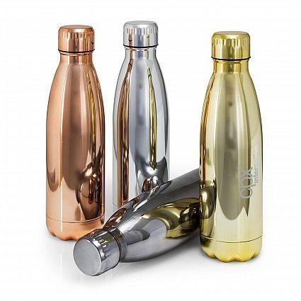 Mirror Finish Vacuum Bottles Colour Range