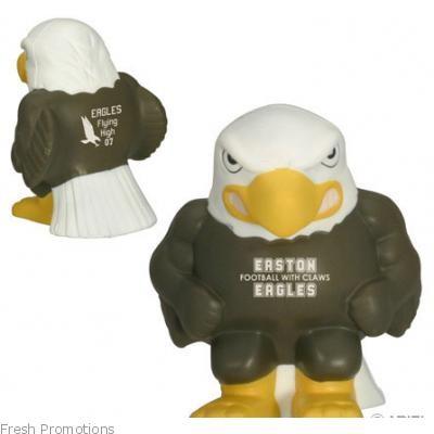 Eagle Mascot Stress Toys