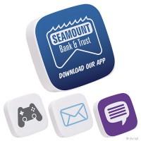 Mobile App Icon Stress Toys