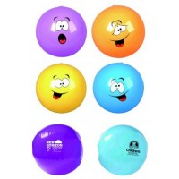 Inflatable Silly Face Beach Balls