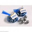 Chocolate Soccer Balls With Branding