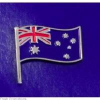 Australian Flag Lapel Pins