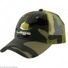 Camouflage Truckers Caps
