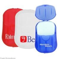 Oval Paper Soap Kit