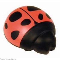 Lady Bug Stress Toys