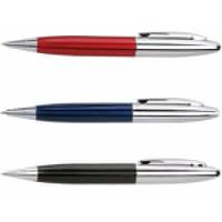 Silver Plate Contrast Pen