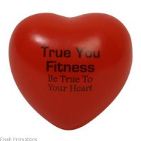 Gel Heart Stress Toys
