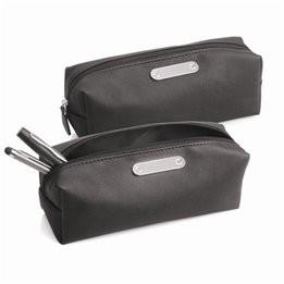 Leather Look Pencil Case