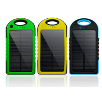 Solar Mobile Powerbank