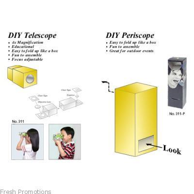 Promotional Periscopes