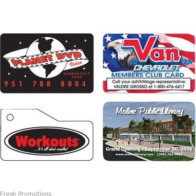 Custom Membership Cards