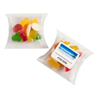 50g Mixed Lollies In Pillow Pack