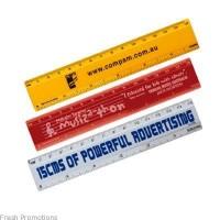 Half Size Plastic Rulers