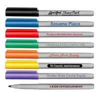 Fine Tip Permanent Markers