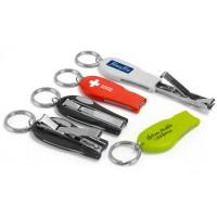 Nail Clipper Key Chain