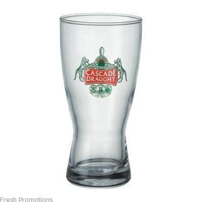 Euro Printed Beer Glass