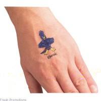 Medium Temporary Tattoos