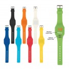 Square Touch Activated Sports Watch