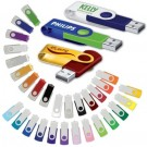 Promo Swivel Flash Drives