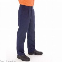 Cotton Drill Work Trousers