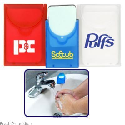 Square Paper Soap