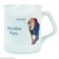 Photo Print Flared Mug