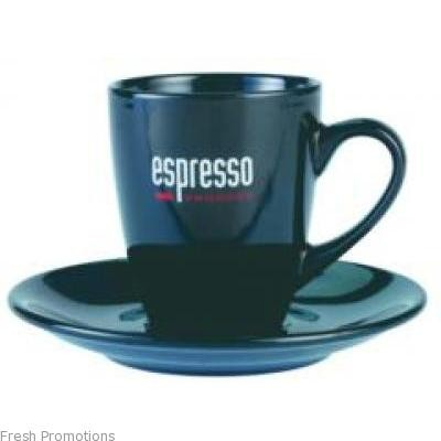 Promo Cup And Saucer