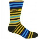 Custom Cotton Crew Business Socks