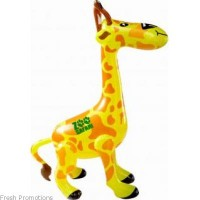 Inflatable Giraffe