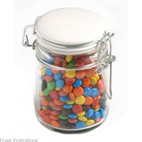 Mini M&Ms In Canisters