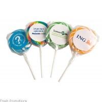 Medium Swirl Lollipops