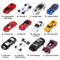 Die Cast Sport Cars