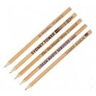 Sharpened Wood Pencils