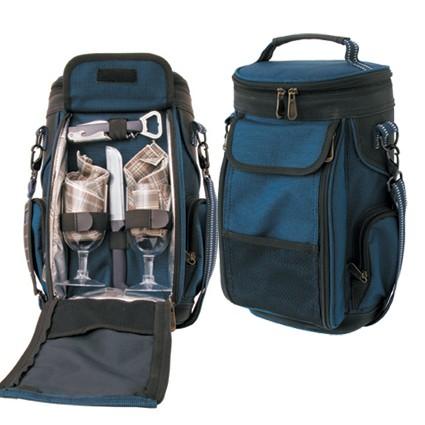 Wine Cooler Backpack Set