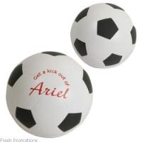 Gel Soccer Ball Stress Toys