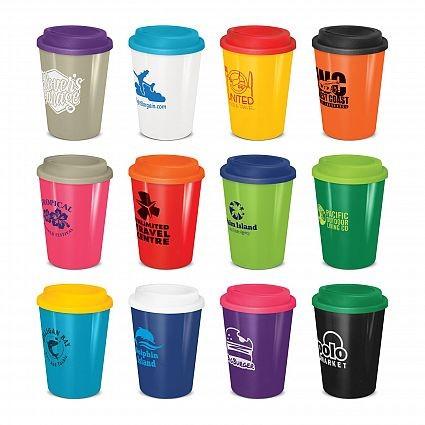 Cafe Cup Colour Range