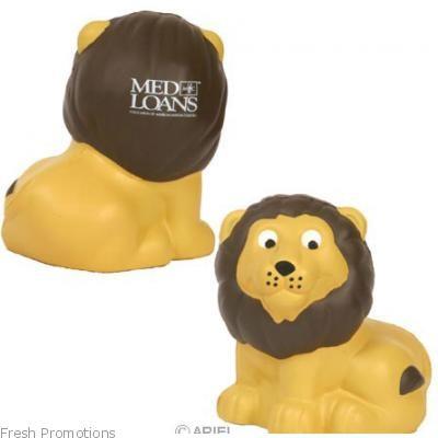 Lion Stess Balls