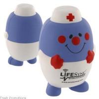 Pill Nurse Stress Toys