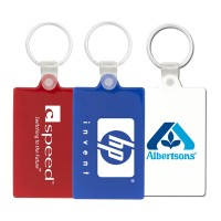 Rectangle Key Tags