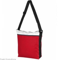 Spectrum Zippered Tote Bag