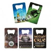 Full Colour Credit Card Bottle Opener