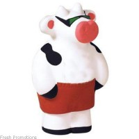 Cool Beach Cow Stress Toys