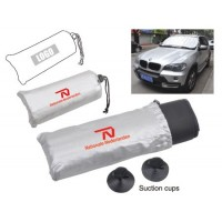 Roll Up Car Sunshade